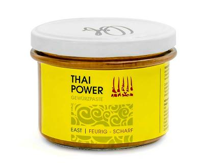Thai Power Gewürzpaste - East