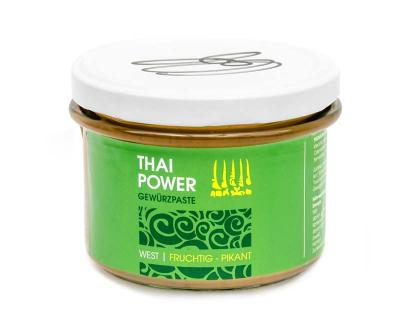Thai Power Gewürzpaste - West